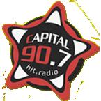 Capital Radio 90,7 90.7 FM Greece, Rethymno