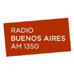 Radio Buenos Aires 1350 AM Argentina, Buenos Aires