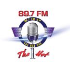 Rp The Hot one 89.7 FM Suriname, Paramaribo
