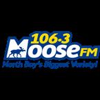 106 3 Moose FM 106.3 FM Canada, North Bay