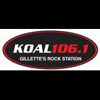 KOAL 106.1 106.1 FM United States of America, Moorcroft