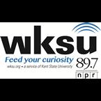 WKSU 95.7 FM USA, Ashland