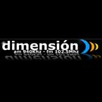Radio Dimensión FM 940 AM Argentina, San Luis