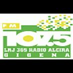 Radio Alcira Gigena 107.5 FM Argentina, Alcira