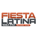 Fiesta Latina Fm 106.5 FM Venezuela, Caracas