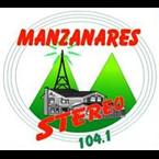 Manzanares Stereo FM 104.1 FM Colombia, Manzanares