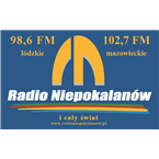 Radio Niepokalanow 102.7 FM Poland, Gmina Teresin