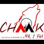 CHMK 93,1 fm 93.1 FM Canada