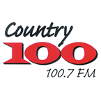 Country 100 100.7 FM Canada, Moose Jaw