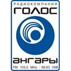 Радио Голос Ангары 103.5 FM Russia, Bratsk