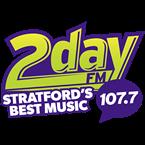 1 0 7 7 2day FM 107.7 FM Canada, Stratford