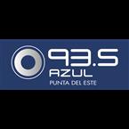 Azul FM (Punta del Este) 93.5 FM Uruguay, Punta del Este