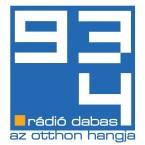 Rádió Dabas 93.4 93.4 FM Hungary, Budapest