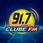 Rádio Clube FM 91.7 FM Brazil, Jacobina