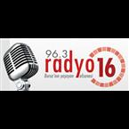 Radyo 16 96.3 FM Turkey, Bursa