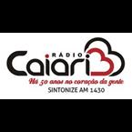 Rádio Caiari 103.1 FM Brazil, Porto Velho