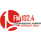 Radio One 102.4 FM Georgia, Tbilisi