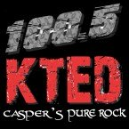 One Hundred Point Five K-TED 100.5 FM USA, Casper