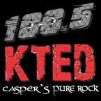 One Hundred Point Five K-TED 100.5 FM USA, Casper
