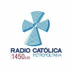 Radio Católica Metropolitana 1450 AM Colombia, Bucaramanga