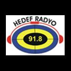 Hedef Radyo 91.8 FM Turkey, Ankara