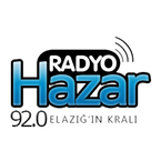 Radyo Hazar 92.0 FM Turkey, Elâzığ