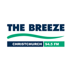 The Breeze Christchurch 94.5 FM New Zealand, Christchurch