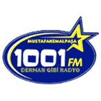 1001 FM 100.7 FM Turkey, Bursa