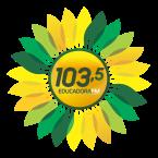 Rádio Educadora FM 103.5 FM Brazil, Goiânia