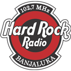 Hard Rock Radio 102.7 FM Bosnia and Herzegovina, Banja Luka