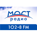 Мост радио 102.8 FM Russia, Penza