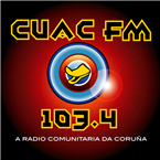 Cuac FM 103.4 FM Spain, La Coruña