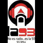 La 93 Radio 93.3 FM Argentina, San Carlos