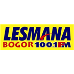 Lesmana Bogor FM 100.1 FM Indonesia, Jakarta