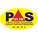 Radio Pas FM 101.1 FM Indonesia, Pati