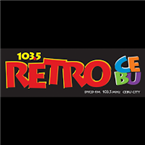 Retro Cebu 103.5 FM Philippines, Cebu City