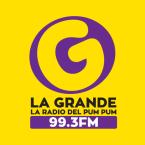 La Grande - La Radio del Pum Pum 99.3 FM Guatemala, Guatemala City