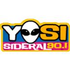 YoSi Sideral 90.1FM 90.1 FM Guatemala, Ciudad de Guatemala