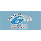 Radio 6 Tenerife 102.3 FM Spain, Canary Islands