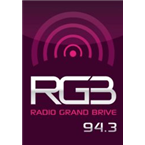 RGB - Radio Grand Brive 94.3 FM France, Limoges