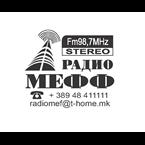 Radio MEFF Prilep 98.7 FM Macedonia, Pelagonia