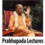 Hare Krishna Lectures United States of America