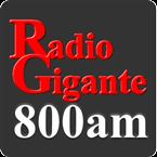 Radio Gigante 800 AM Costa Rica, San José