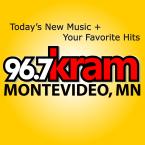 KRAM 96.7 FM USA, Montevideo