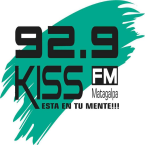 Radio Kiss 92.9 FM 92.9 FM Nicaragua, Matagalpa