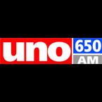 Radio Uno 650AM 650 AM Paraguay, Asunción