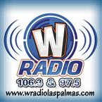 W Radio Las Palmas 91.5 FM Spain, Canary Islands