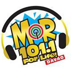 MOR Davao 101.1 101.1 FM Philippines, Davao City