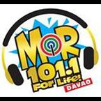 MOR Davao 101.1 101.1 FM Philippines, Davao