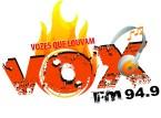 Vox Livre 94.9  Brazil, Candeias